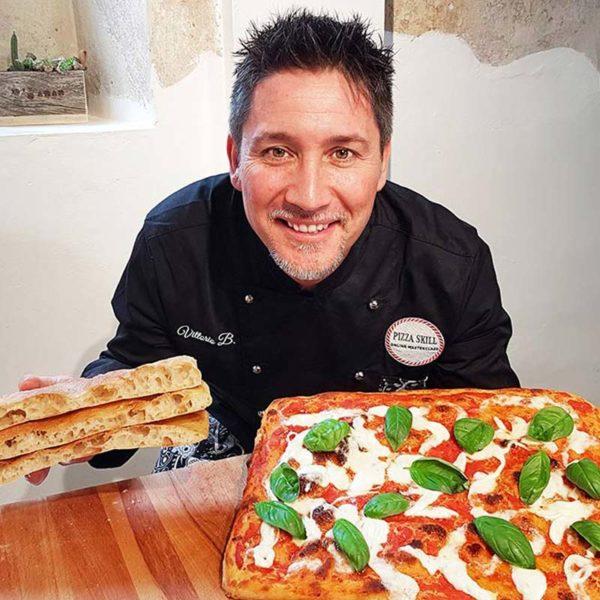 CONSULENZA Pizzaskill Panificazione e Pizza