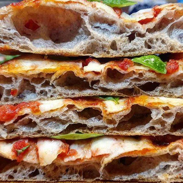 corso di pizza in teglia romana
